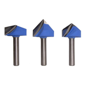 Code 109: V-Groove Router Bit